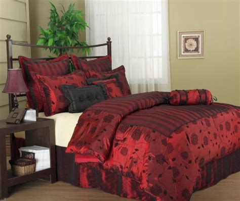 black and red bedroom sets 17 great black and red bedroom paint design ideas