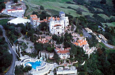 in california hearst castle castle in california thousand wonders