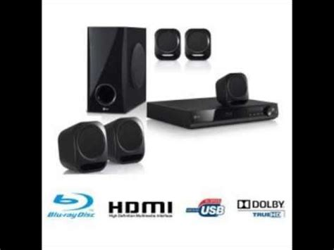 Home Theater Lg Bh4120s lg bh4120s 5 1 home cinema system