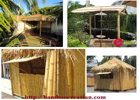 Diy Tiki Hut Quality Of Bamboo Thatch In Jacksonvillea Florida A Tiki