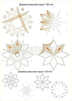 embroidery floss card template how make string flower free pattern flower