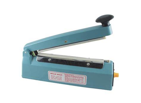Alat Press Plastik Untuk Minuman jual impulse sealer 100 vacum vacuum mesin alat listrik