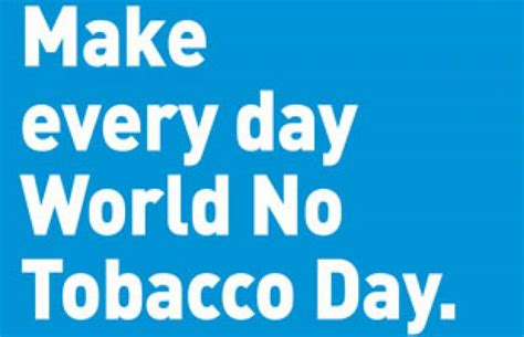 say no day 50 best world no tobacco day 2017 pictures