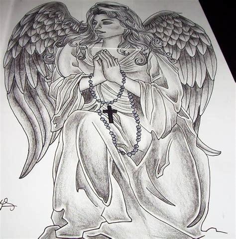 praying angel tattoos designs 45 tattoos designs and sles