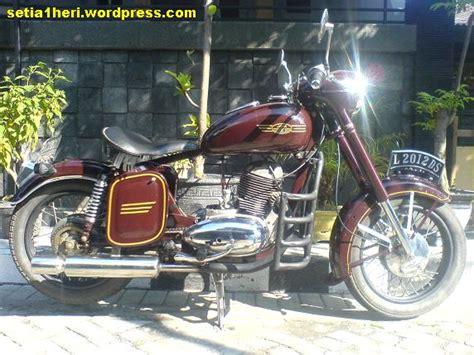 jawa motor bukan motor buatan  jawa setiahericom