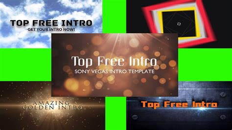 templates for vegas pro 14 top 5 intro template sony vegas pro 14 13 12 free