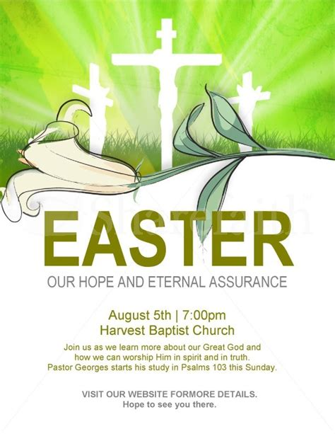 easter flyer template church easter flyer templates free templates resume
