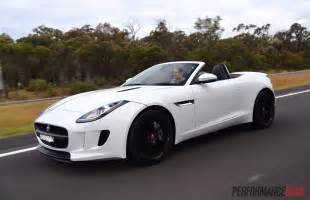 Jaguar F Type V6 Review 2015 Jaguar F Type V6 Review Performancedrive