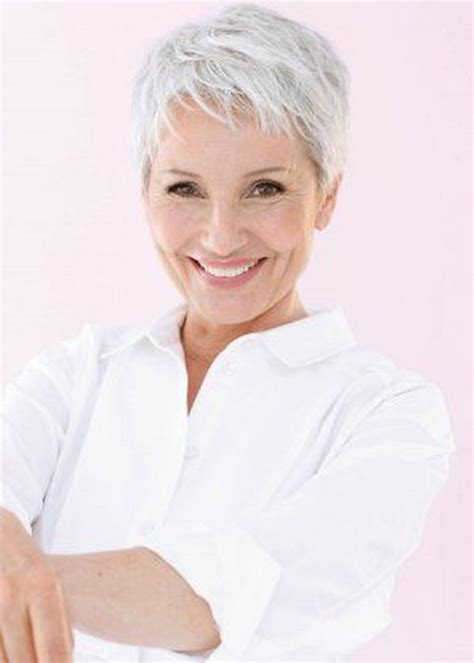 short grey hair for 40s women pinterest short grey hair on pinterest short hairstyle 2013