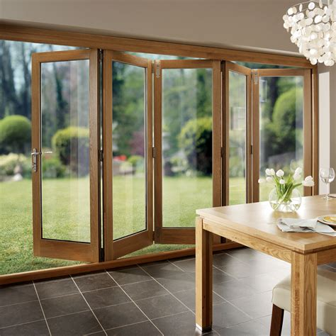 Solid Oak Patio Doors Bifolding Doors Doors Magnet Trade