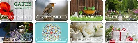 Garden Centre Gift Card - gift cards gates garden centre leicestershire