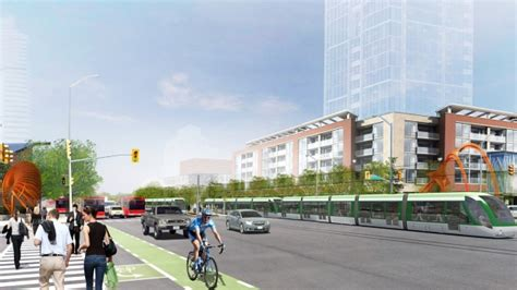 Kitchener To Mississauga Go by Ontario To Build 1 6b Light Rail Link Between Brton