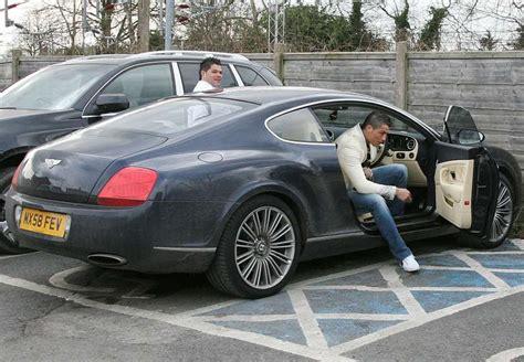 Auto Ronaldo by Cristiano Ronaldo Former Car Of Real Madrid Put Up