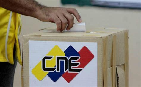 imagenes cne venezuela cne est 225 retrasado con la convocatoria si las regionales