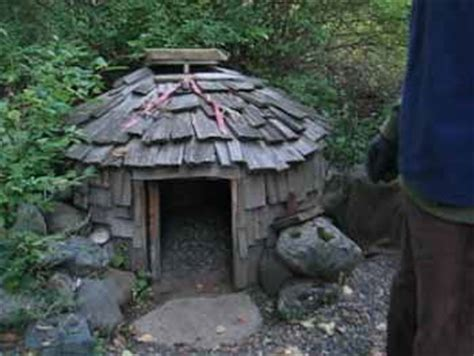 how to make a sweat lodge in your backyard the man who lives in a hole