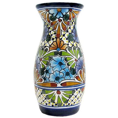 Talavera Vases by Talavera Jars Vases Collection Talavera Vase Tgj460