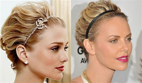 Hairstyles With Headbands by The Top 10 Hairstyles 2017 To Be In The Spotlight