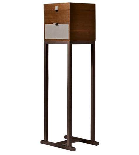 Drawer Stand by Myo Stand With Drawer And Flap Giorgetti Milia Shop
