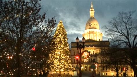 satanic display to accompany state s christmas tree nbc news