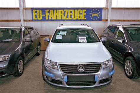 Auto Bild Allrad Abo Prämie by Abwrackpr 228 Mie Auf Eu Import Ein Ganz Hei 223 Er Tipp
