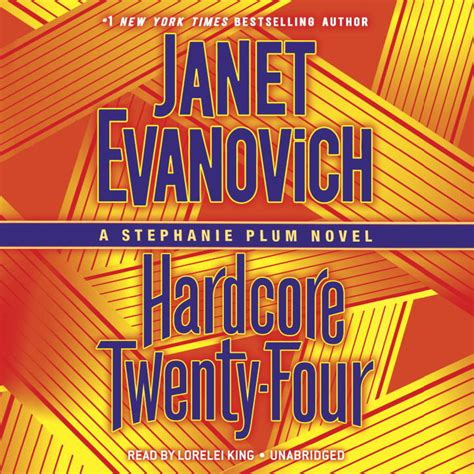 twenty four a plum novel by janet