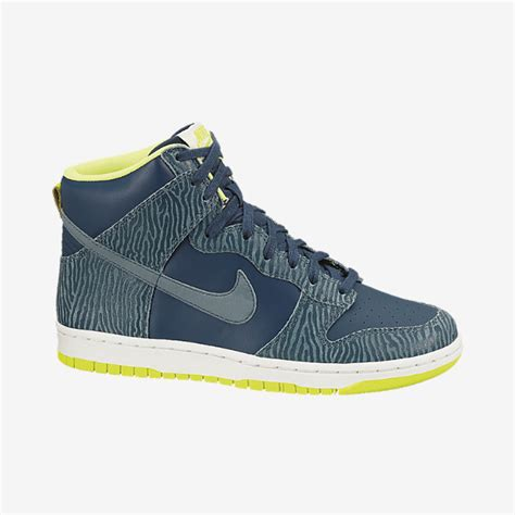 nike dunk basketball shoes nike dunk hi print womens basketball shoe 543242 300 a