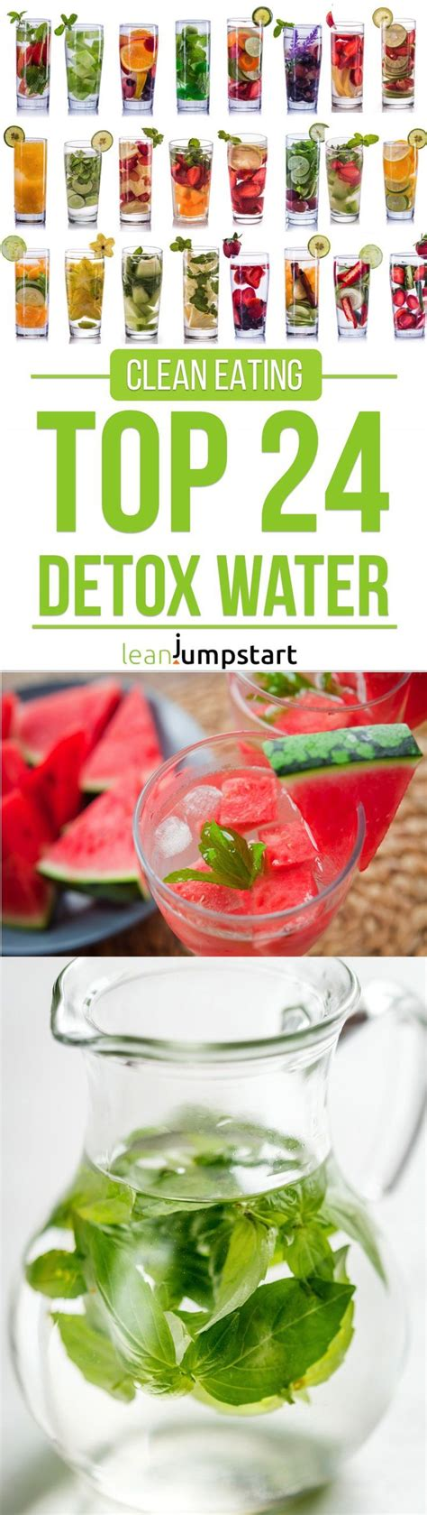 Fruit Detox Diet Recipes by 100 Water Recipes On Infused Water Detox