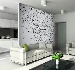 using wall decals to decorate your home cute beautiful birds tree wall stickers decals for
