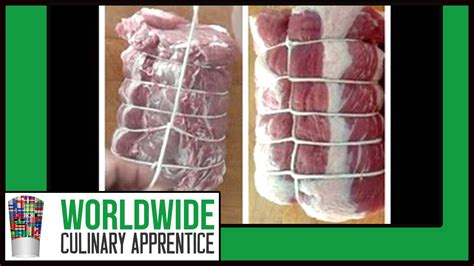 tying a loin of how to tie how to tie pork