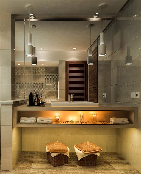 Modern Contemporary Bathroom 40 modern bathroom vanities that overflow with style