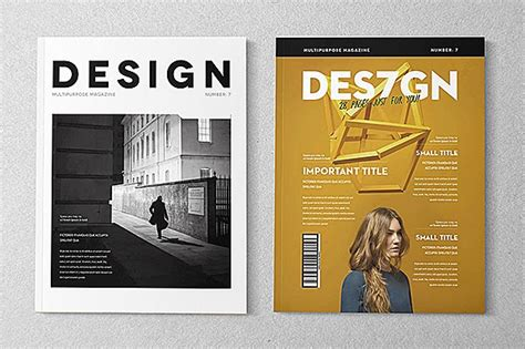 magazine layout in indesign 17 free magazine indesign template for editorial project