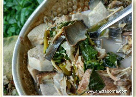 membuat skck banjarmasin yuk membuat gangan keladi sayur khas banjarmasin sheza home