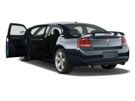 image 2010 dodge charger 4 door sedan srt8 rwd open doors