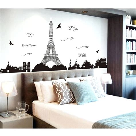 Cute paris room decor bedroom design set music themed fashion sustainable pals