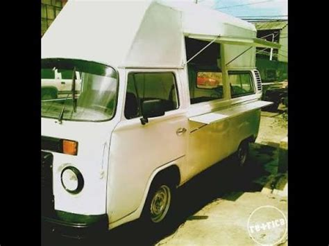 Food Truck Vw Combi Brazil Design Total Se Vende Preciosa Combi Food Truck
