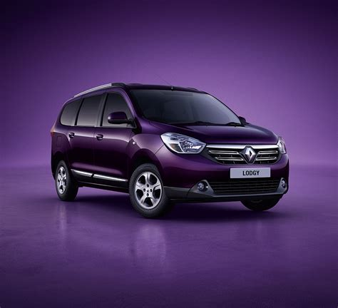 renault lodgy specifications 2015 renault lodgy mpv features specifications revealed