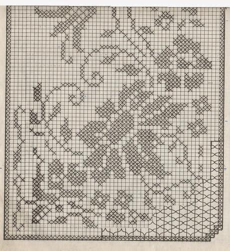 schemi filet tende schemi per il filet tende con fiori e uccelli paperblog