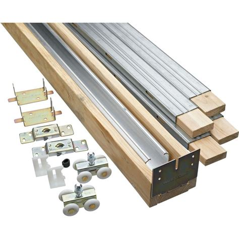 national hardware sliding door track national hardware pocket door track and hardware kit at