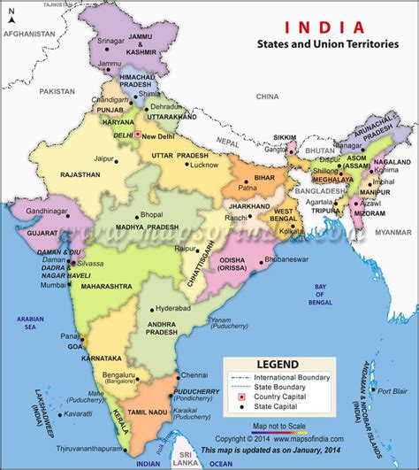indian states pin by mapsofindia on india maps pinterest