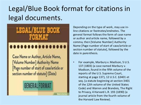 legal citations blue book how to cite sources