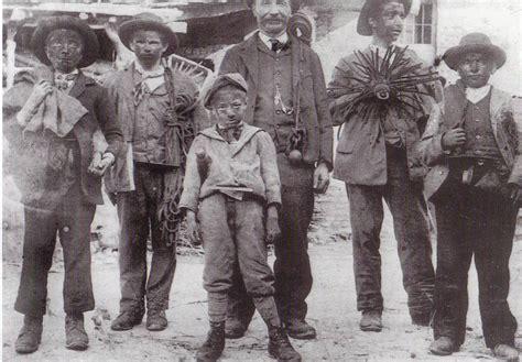 lavoro minorile nell inghilterra vittoriana chiaraoscura