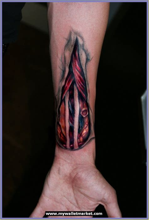 3d tattoos for men awesome tattoos designs ideas for and aquarius