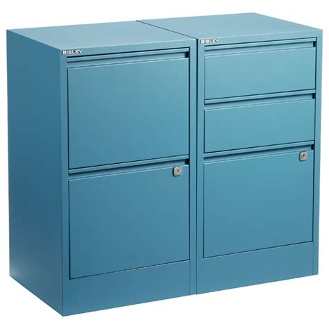 bisley blue filing cabinet bisley blue 2 3 locking filing cabinets the