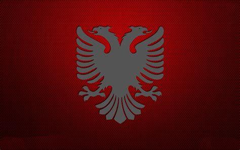 hd albanian flag wallpaper pixelstalknet