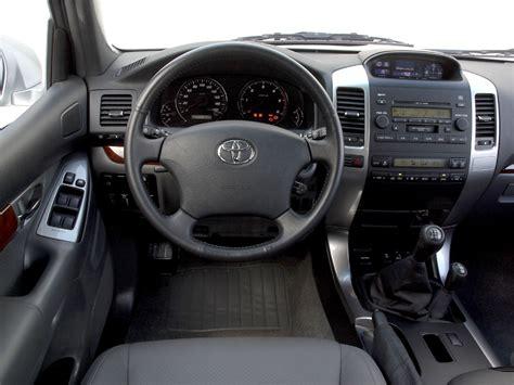 Toyota Interior Toyota Toyota Prado