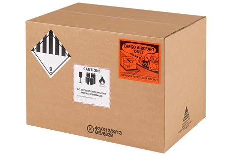 Sisir Ion Box Packaging un approved packaging for lithium batteries