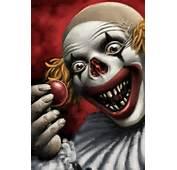 Clowns Scary Drawings Evil Clown Drawing Tutorial 6