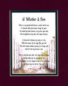 Mother son poem this poem for my son makes a special gift for your son