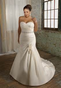 Top tips for selecting plus size wedding dresses trendy dress