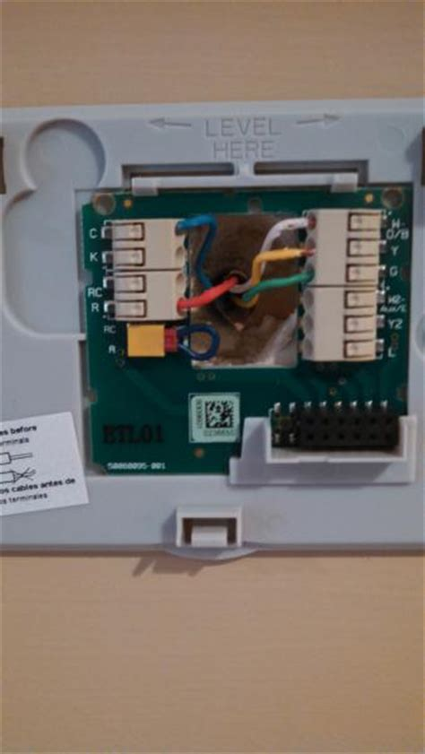 honeywell 9580 wi fi thermostat wiring diagram honeywell